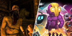 Epic Games Store раздаёт хоррор Amnesia: The Dark Descent и затягивающую RPG Crashlands