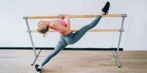 Что такое барре и как с помощью балетных упражнений прокачать всё тело