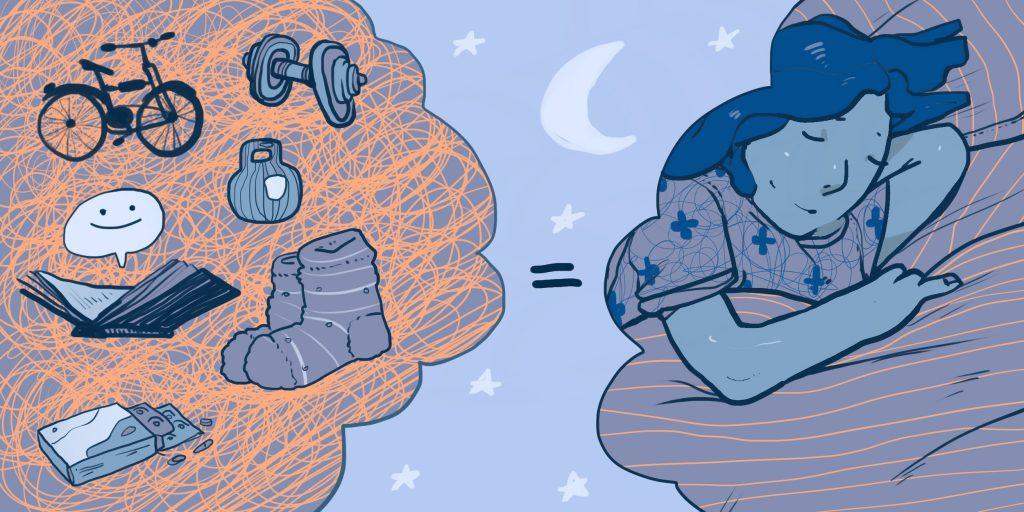 Нарушения сна: что помогло научиться спать
