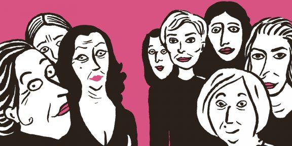 6 комиксов: о жизни в Иране, потере слуха и проблемах интровертов (все их создали женщины!)