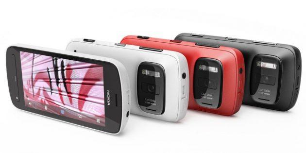 Nokia 808PureView