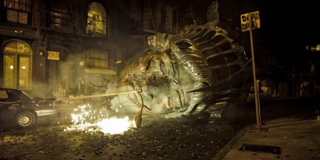 Фильмы про апокалипсис: «Монстро»