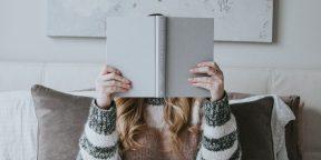 Опрос: какие книги вы читаете на карантине?