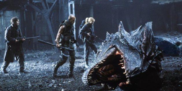 Фильмы про драконов: «Власть огня»