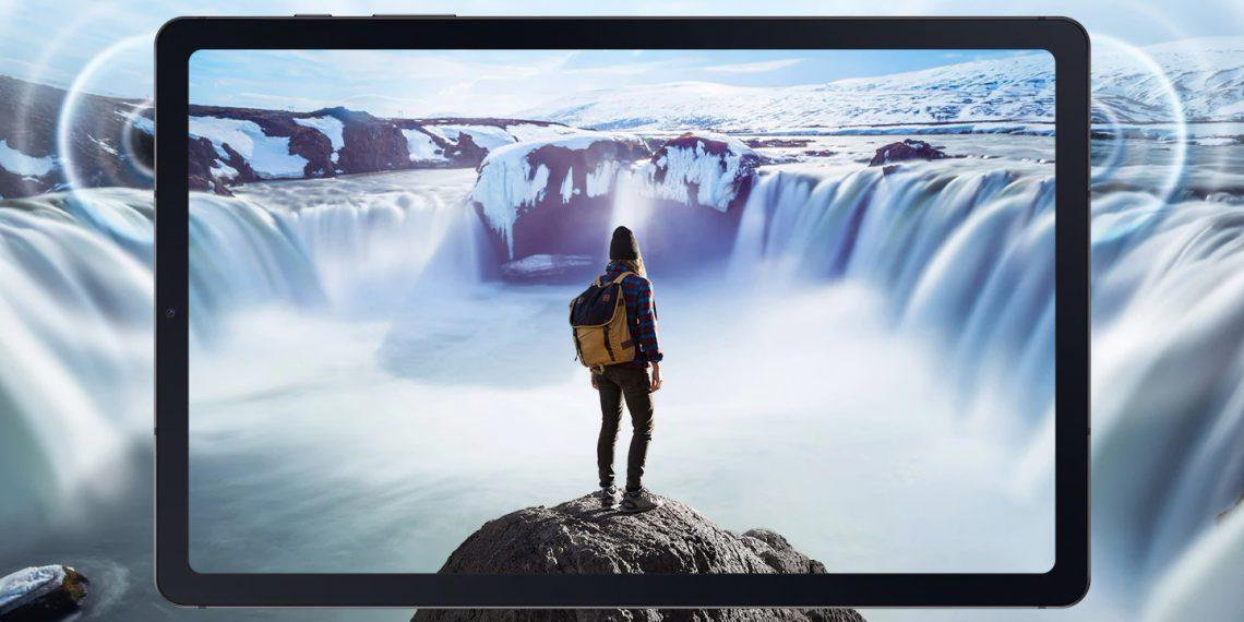 Samsung представила планшет Galaxy Tab S6 Lite