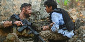 Netflix выпустила трейлер боевика «Эвакуация» с Крисом Хемсвортом