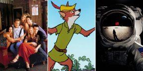 Главное о кино за неделю: бесплатные эксклюзивы Apple TV+, киноверсия мультфильма «Робин Гуд» и не только