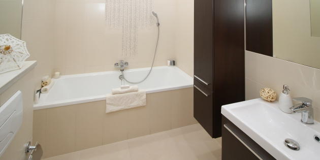 Ремонт ванной: установите сантехнику правильно