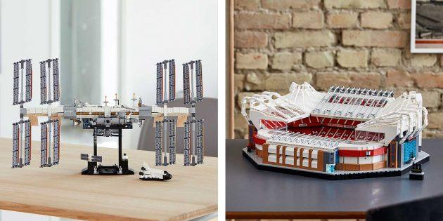 Конструктор LEGO поможет развивать мелкую моторику