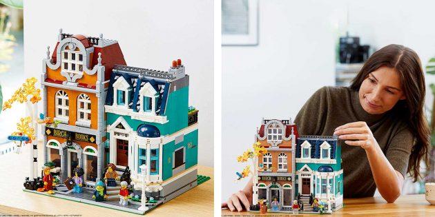 Конструктор LEGO поможет избавиться от стресса