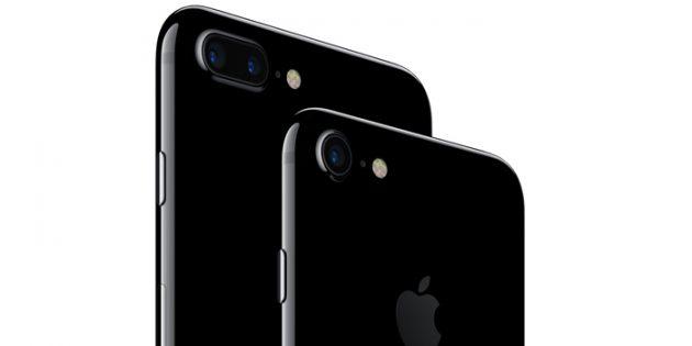 Камера iPhone 7 и 7Plus