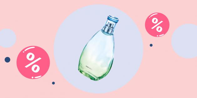 Промокоды дня: дополнительная скидка 15% на все товары в Yves Rocher