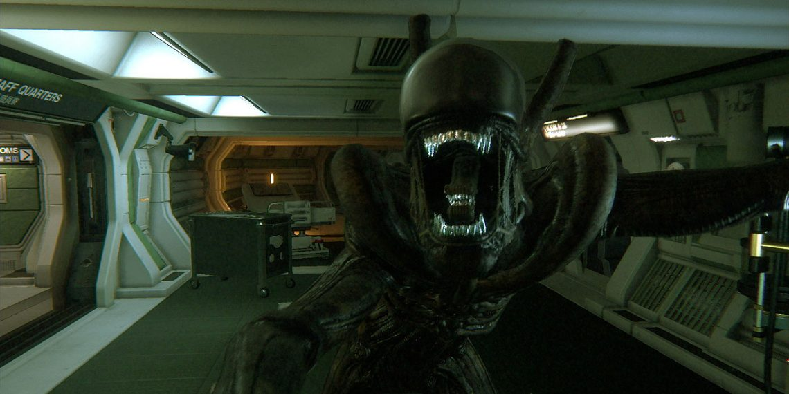 В Steam отдают Alien: Isolation за 68 рублей вместо 1 369