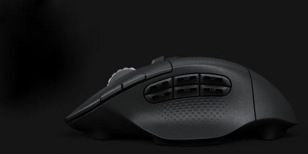 как выбрать игровую мышь: Дополнительные кнопки