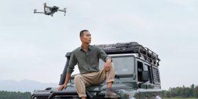DJI представила Mavic Air 2 — новый флагман среди складных дронов