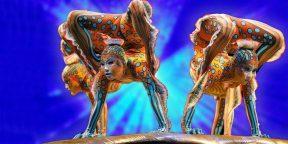 «Цирк дю Солей» покажет выступление в формате онлайн