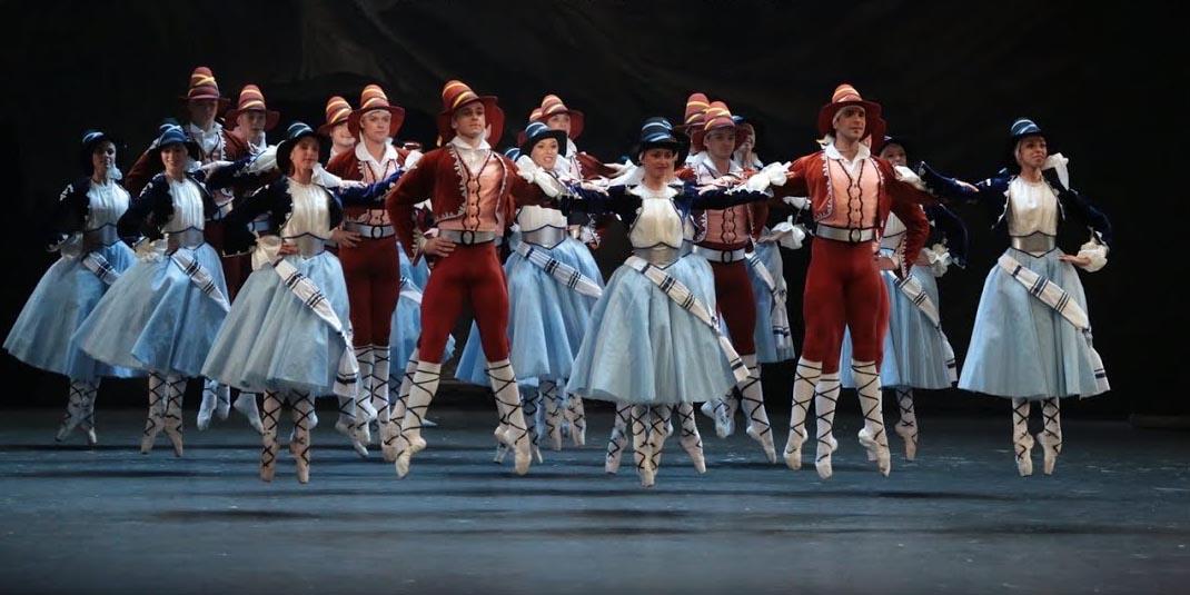 Сегодня представление «Большого театра» покажут в режиме онлайн