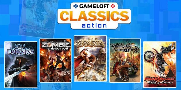 На Android вышел сборник 30 классических игр Gameloft. В нём есть NOVA, Gangstar 2 и Modern Combat 2
