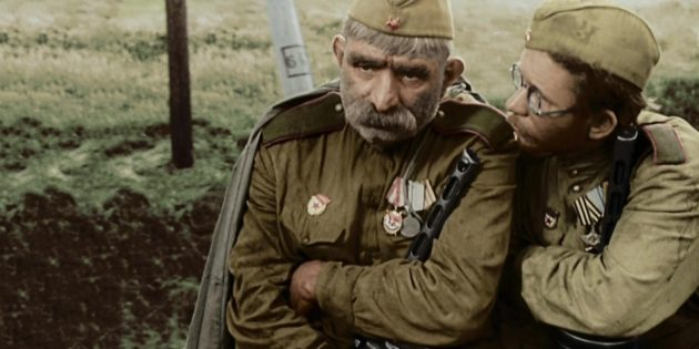 Фильмы про Великую Отечественную войну: «Отец солдата»
