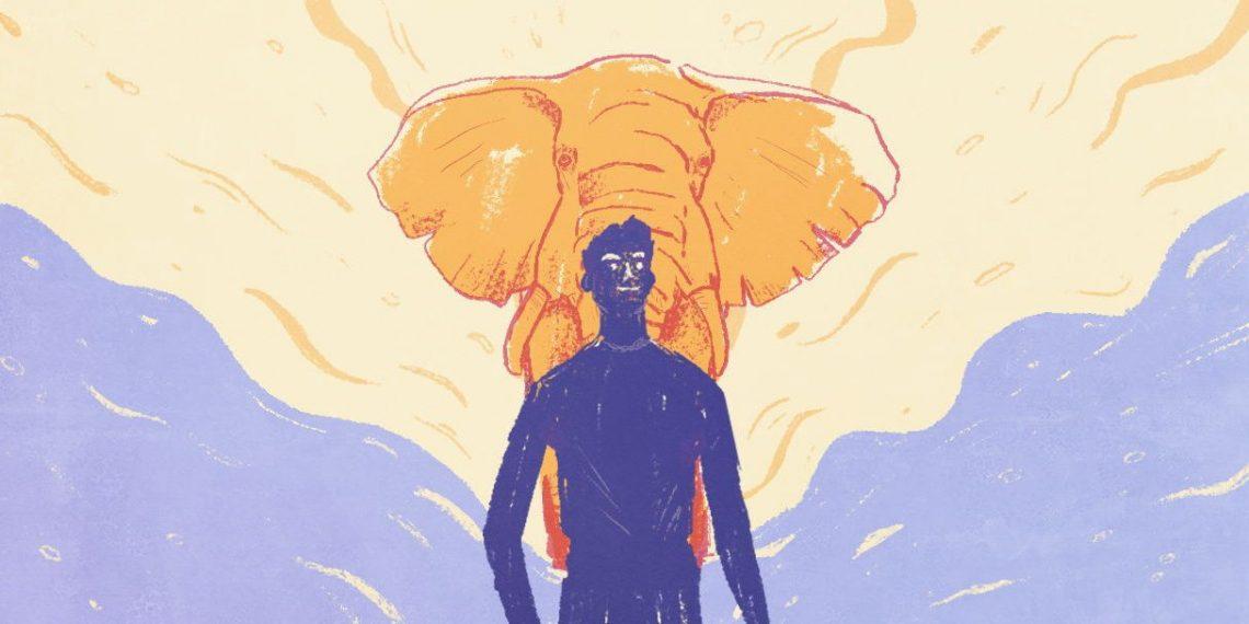 Марафон «Спокойный слон»: преодолеваем тревожность