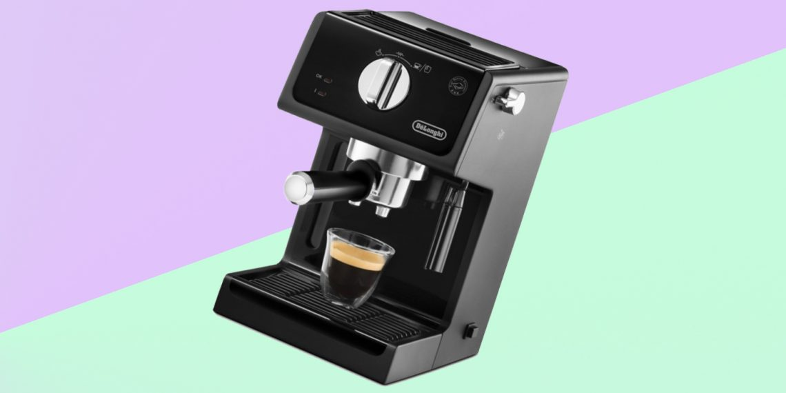 Цена дня: рожковая кофеварка DeLonghi ECP 31.21