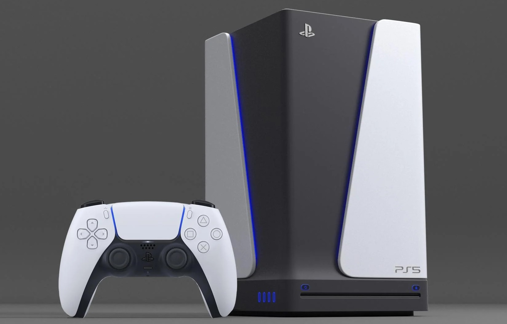 Каким будет дизайн PS5: 6 концептов