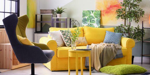 10 стильных и практичных идей для интерьера маленькой квартиры