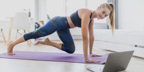 Тренировка дня: всего одно упражнение как следует прокачает тело