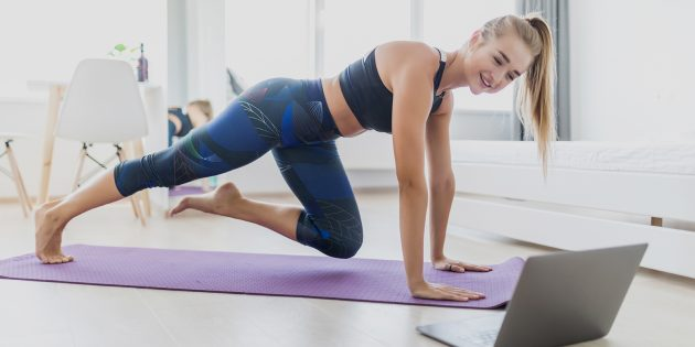 Статьи о спорте: всего одно упражнение как следует прокачает тело