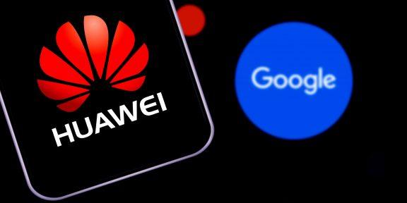Huawei надеется, что сервисы Google появятся в её фирменном магазине приложений