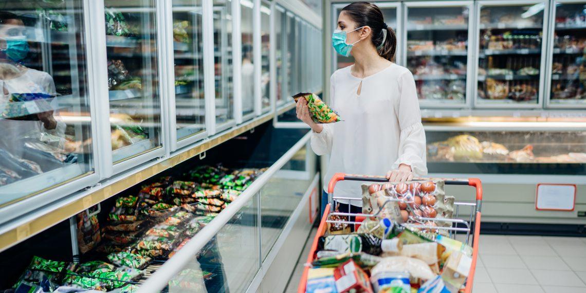 Как организовать правильное питание в карантин
