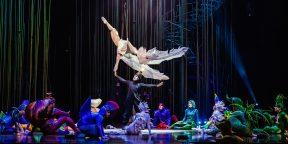 «Цирк дю Солей» покажет ещё одно выступление в формате онлайн