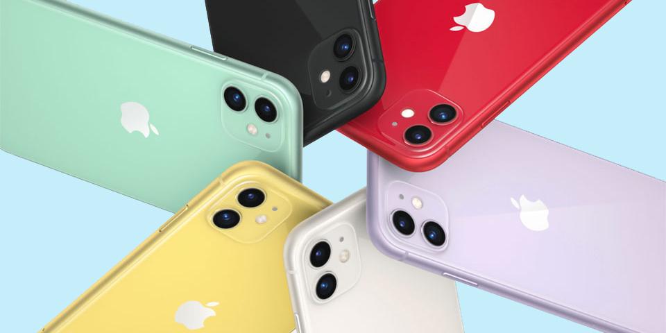 Цена дня: iPhone 11 на 128 ГБ за 56 990 рублей