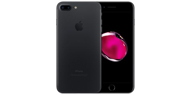 Цена дня: iPhone 7 Plus за 26 590 рублей в МТС