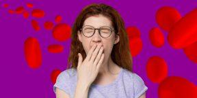 Что такое анемия, какой она бывает и как от неё избавиться
