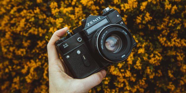 Фотоаппараты и оптика