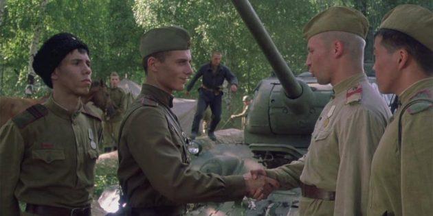 Фильмы про Великую Отечественную войну: «Звезда»