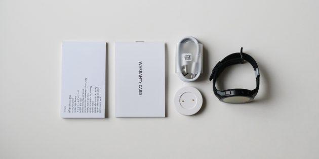 Huawei Watch GT 2e: комплектация