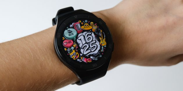 Huawei Watch GT 2e: возможность выбора циферблата