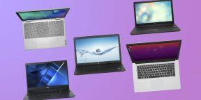 10 хороших ноутбуков дешевле 40 000 рублей