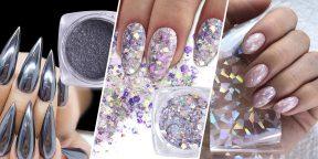 17 товаров c AliExpress для оригинального дизайна ногтей