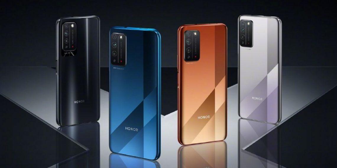 Huawei выпустила недорогой Honor X10 с экраном 90 Гц