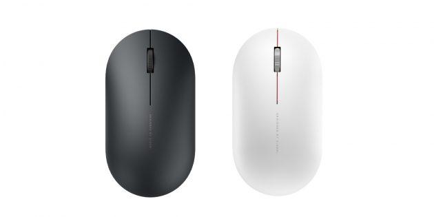 Мышь Xiaomi Mi Wireless Mouse 2