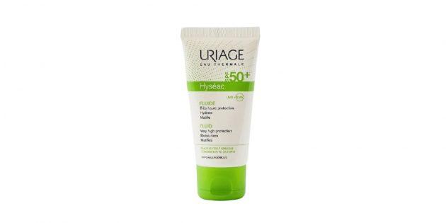 Cолнцезащитная эмульсия Uriage Hyseac