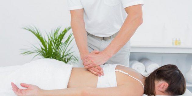 Онлайн-курс обучения массажу
