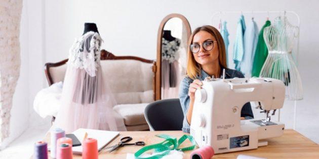 Скидки и акции: онлайн‑курс шитья и дизайна