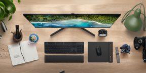 Xiaomi представила безрамочный монитор Redmi Display 1A за 5 000 рублей