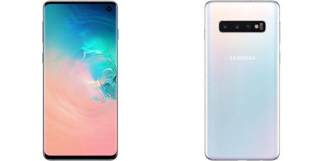 «М.Видео» распродаёт Galaxy S10 за 34 990 рублей