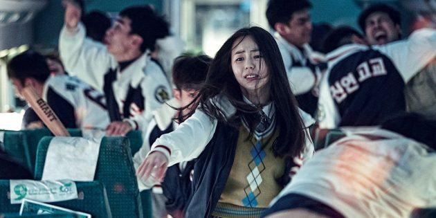 Фильмы про зомби: «Поезд в Пусан»