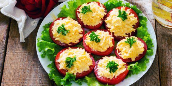 Овощные закуски, которые обязательно нужно попробовать этим летом